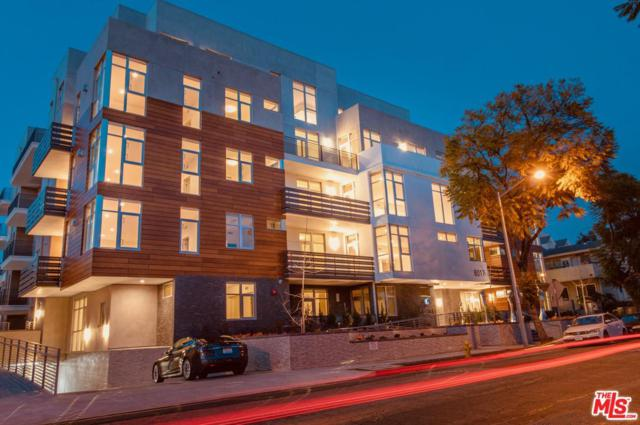 8017 W Norton Avenue #207, West Hollywood, CA 90046 (#19444956) :: Fred Howard Real Estate Team