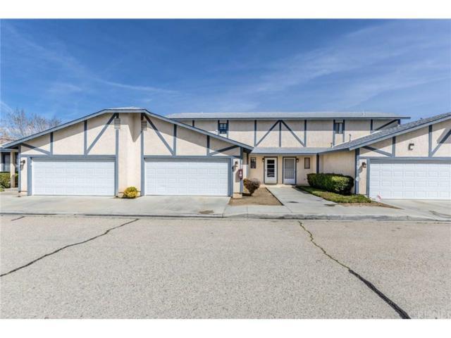 43840 Bobby Jones Drive #18, Lancaster, CA 93536 (#SR19065457) :: Fred Howard Real Estate Team