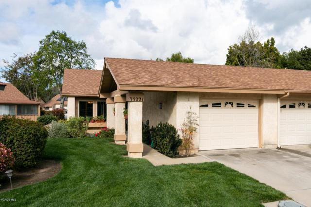35221 Village 35, Camarillo, CA 93012 (#219003303) :: Fred Howard Real Estate Team