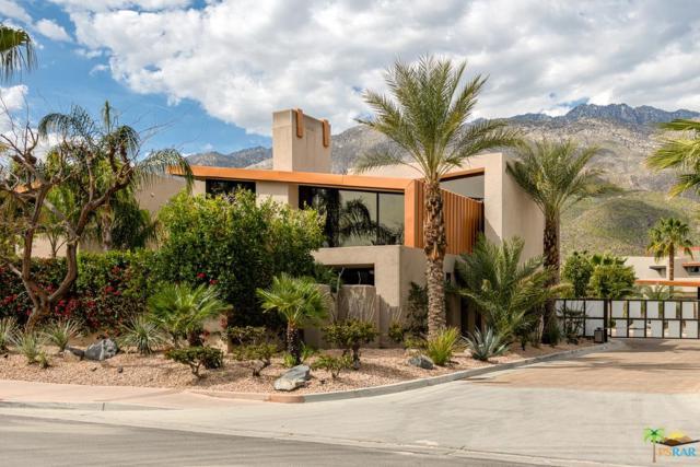 445 N Avenida Caballeros, Palm Springs, CA 92262 (#19446570PS) :: The Agency
