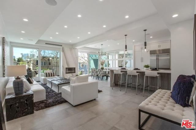 450 S Maple Drive #204, Beverly Hills, CA 90212 (#19446342) :: The Fineman Suarez Team