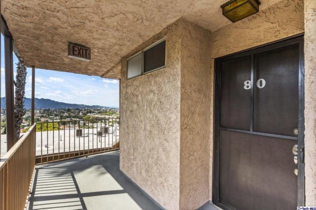 1517 E Garfield Avenue #80, Glendale, CA 91205 (#319001189) :: The Agency
