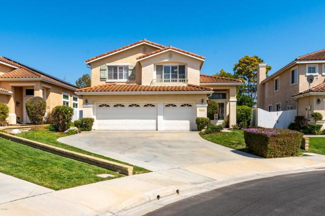 484 Via Olivera, Camarillo, CA 93012 (#219003389) :: The Fineman Suarez Team