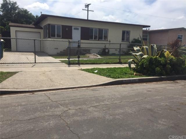 826 E 102ND Street, Los Angeles (City), CA 90002 (#SR19069068) :: The Agency
