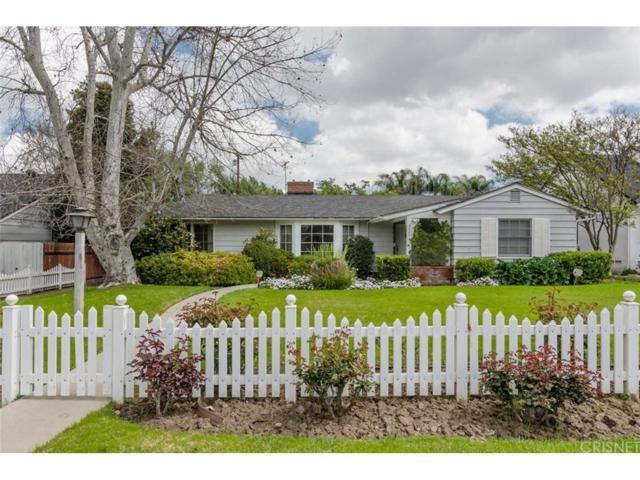 5006 Hayvenhurst Avenue, Encino, CA 91436 (#SR19069017) :: The Agency
