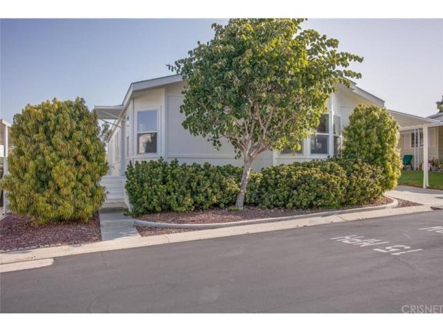 5 Gitana Avenue #150, Camarillo, CA 93012 (#SR19068400) :: The Agency