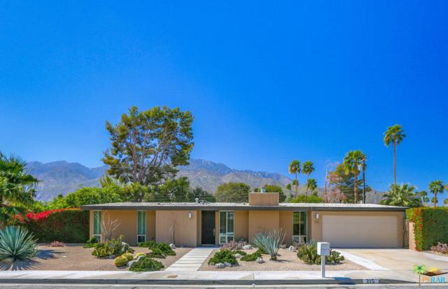 315 N Orchid Tree Lane, Palm Springs, CA 92262 (#19449136PS) :: The Agency