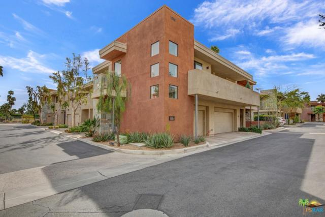 1010 E Palm Canyon Drive #207, Palm Springs, CA 92264 (#19447978PS) :: The Agency