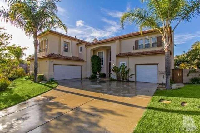 163 Dusty Rose Court, Simi Valley, CA 93065 (#219003573) :: The Agency