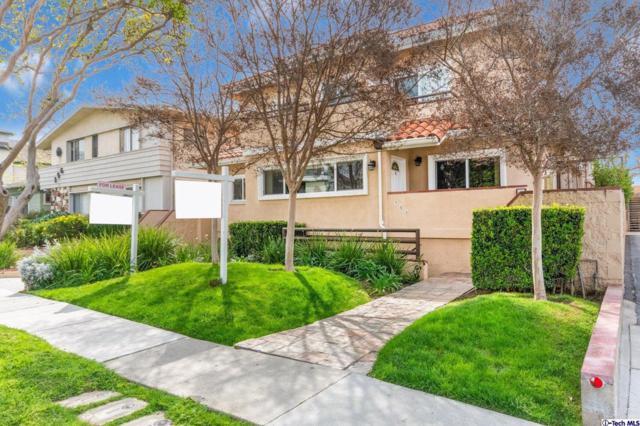 358 W Doran Street C, Glendale, CA 91203 (#319001242) :: The Agency