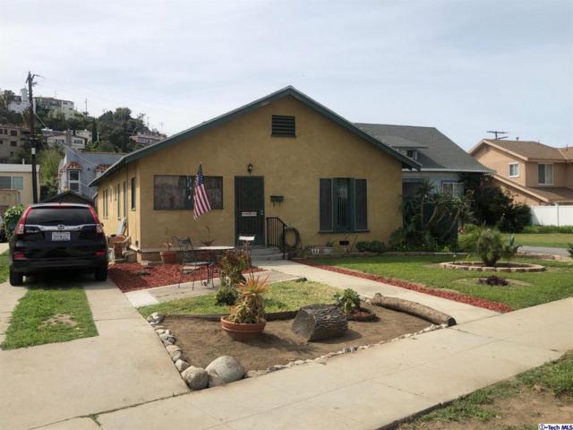 1324 E Garfield Avenue, Glendale, CA 91205 (#319001299) :: The Agency