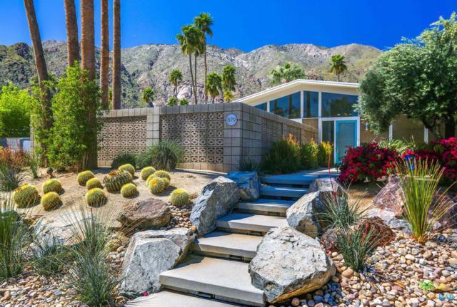 879 N Via Monte Vista Vista, Palm Springs, CA 92262 (MLS #19447070PS) :: Brad Schmett Real Estate Group