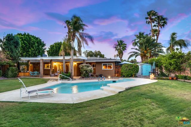 15 Gary Circle, Palm Springs, CA 92262 (#19449256PS) :: TruLine Realty