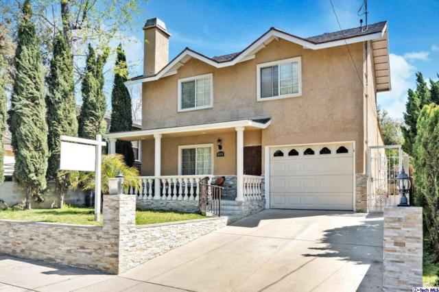 10366 Pinyon Avenue, Tujunga, CA 91042 (#319001358) :: The Fineman Suarez Team