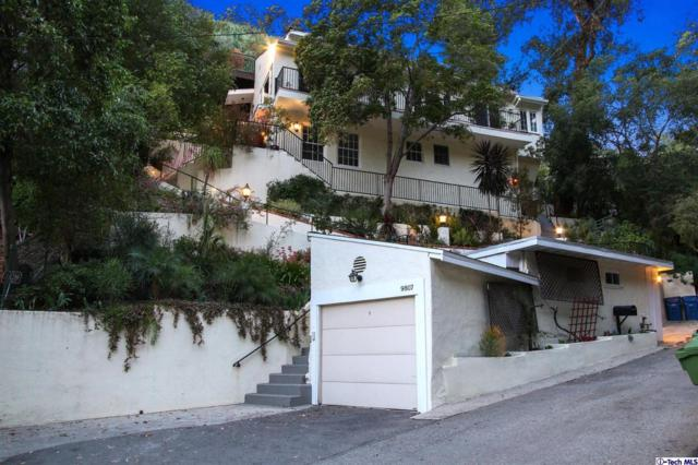 9807 Portola Drive, Beverly Hills, CA 90210 (#319001373) :: TruLine Realty