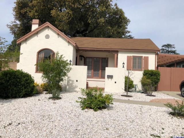 1349 Moncado Drive, Glendale, CA 91207 (#319001384) :: The Agency