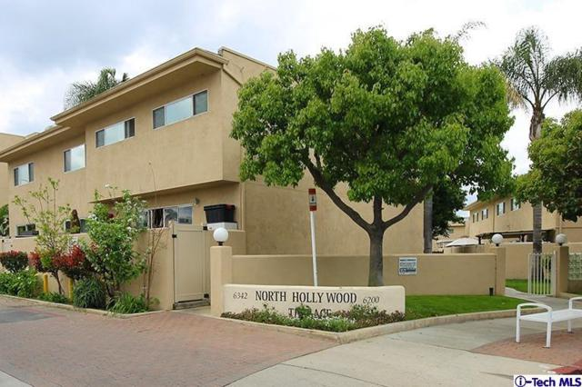 6342 Morse Avenue #101, North Hollywood, CA 91606 (#319001314) :: The Agency