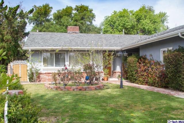 6588 Quinton Lane, Tujunga, CA 91042 (#319001374) :: The Fineman Suarez Team