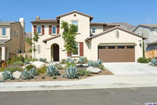 8333 W Big Canyon Drive, Sunland, CA 91040 (#319001381) :: The Fineman Suarez Team