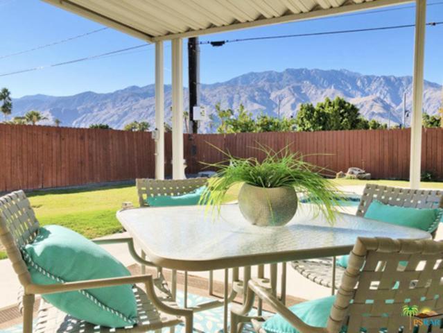 2101 N Viminal Road, Palm Springs, CA 92262 (#19451608PS) :: The Fineman Suarez Team