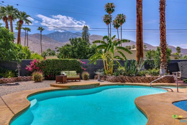 1685 E Avenida Olancha, Palm Springs, CA 92264 (#19451900PS) :: The Fineman Suarez Team
