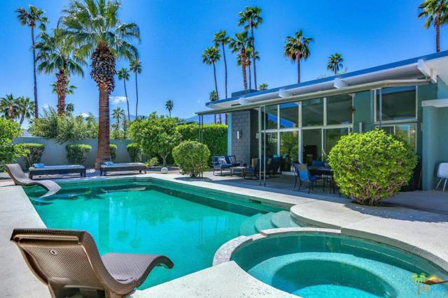292 N Monterey Road, Palm Springs, CA 92262 (#19452600PS) :: The Agency