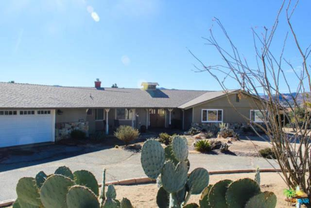 56991 Crestview Drive, Yucca Valley, CA 92284 (#19452704PS) :: The Agency