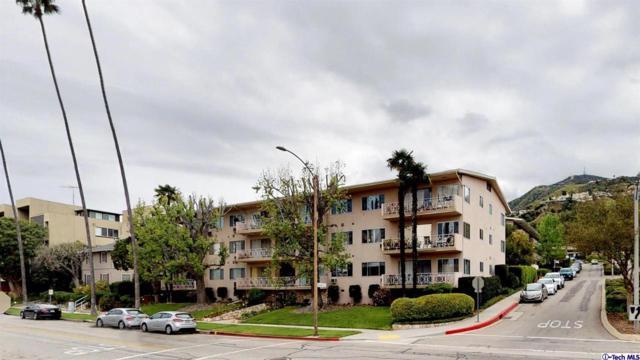 103 W Mountain Street G, Glendale, CA 91202 (#319001416) :: TruLine Realty