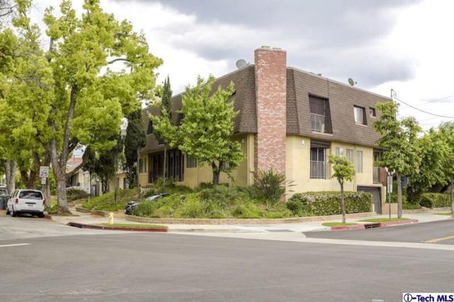 582 Palm Drive #1, Glendale, CA 91202 (#319001401) :: TruLine Realty