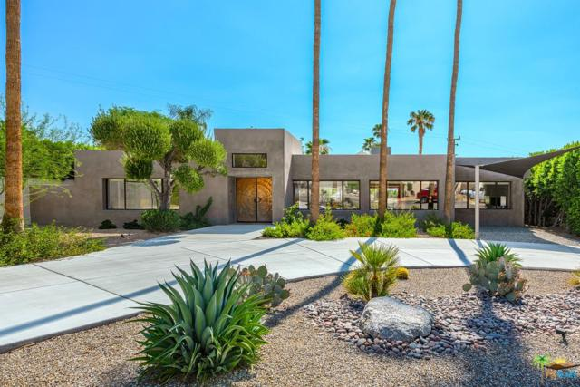 2224 N Vista Grande Avenue, Palm Springs, CA 92262 (#19452714PS) :: The Fineman Suarez Team