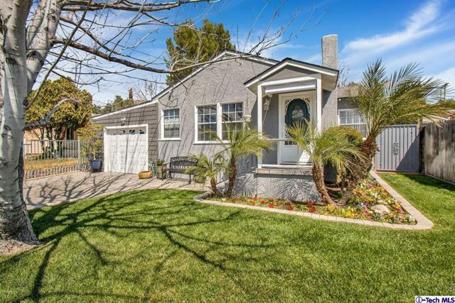 10318 Fernglen Avenue, Tujunga, CA 91042 (#319001425) :: The Fineman Suarez Team