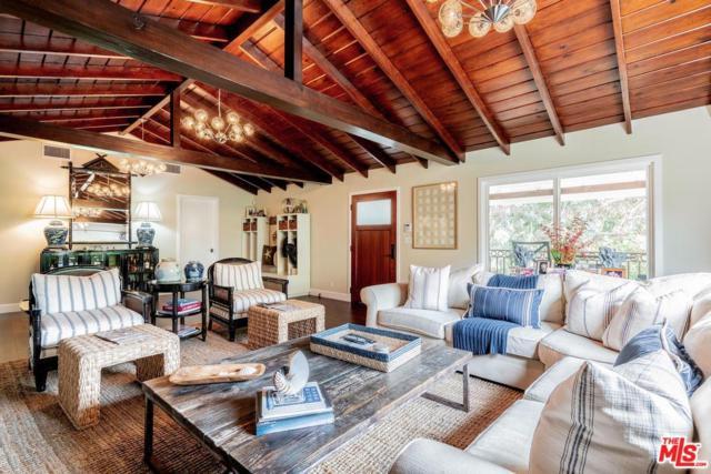 16843 W Sunset Boulevard, Pacific Palisades, CA 90272 (#19453526) :: Golden Palm Properties