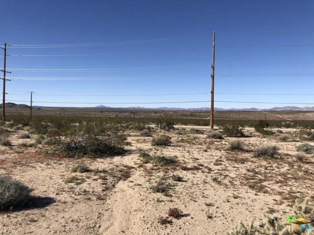 0 Two Mile Rd. 0613-232-01, 29 Palms, CA 92277 (#19445814PS) :: The Agency