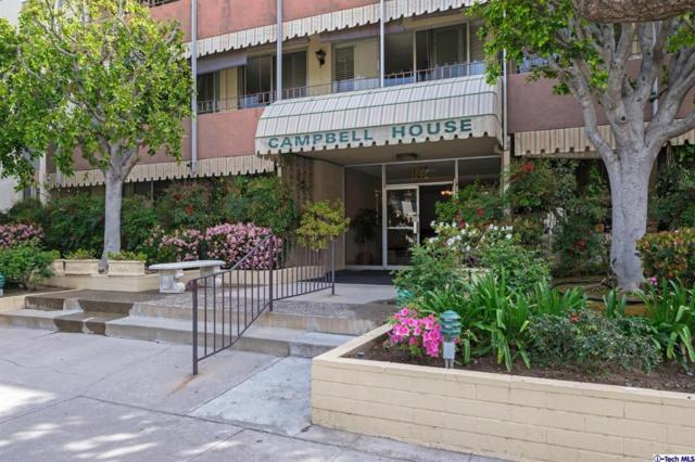 1142 Campbell Street #208, Glendale, CA 91207 (#319001461) :: The Agency