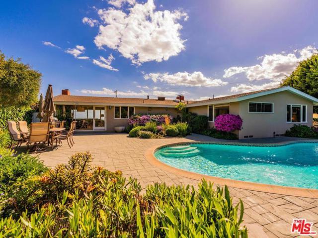 1170 El Medio Avenue, Pacific Palisades, CA 90272 (#19453512) :: Golden Palm Properties