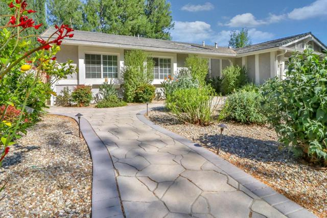 78 Sunny Vista Avenue, Oak Park, CA 91377 (#219004304) :: The Agency