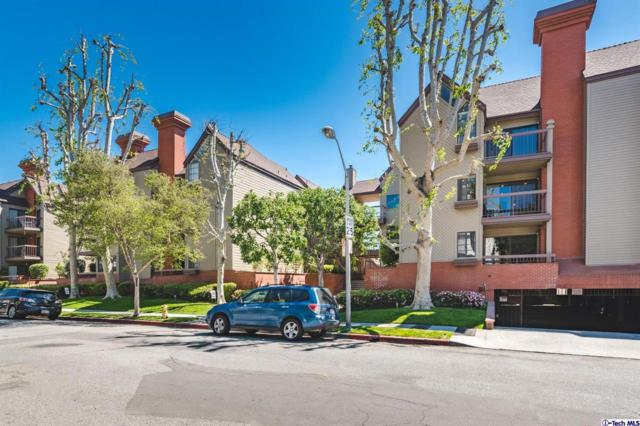 248 W Loraine Street #206, Glendale, CA 91202 (#319001444) :: The Agency