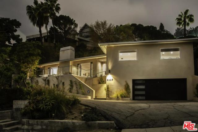 8657 Metz Place, Los Angeles (City), CA 90069 (#19455064) :: Golden Palm Properties