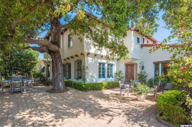 1331 Imperial Drive Drive, Glendale, CA 91207 (#319001476) :: The Agency