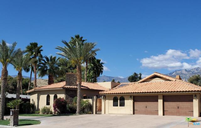 2081 S Bobolink Lane, Palm Springs, CA 92264 (#19455284PS) :: The Agency