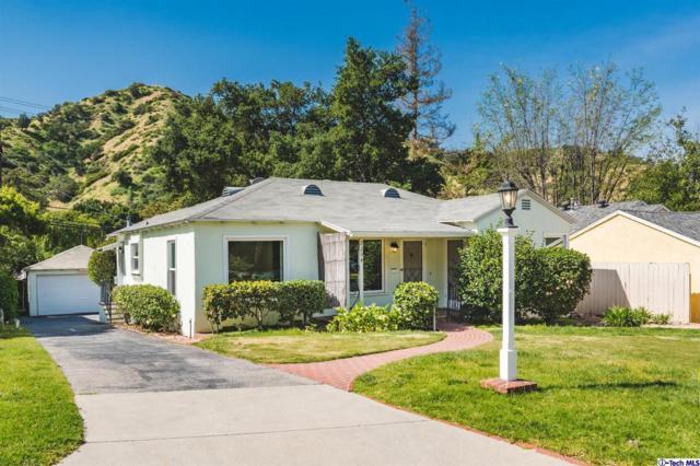 2204 Hollister Terrace, Glendale, CA 91206 (#319001469) :: The Fineman Suarez Team