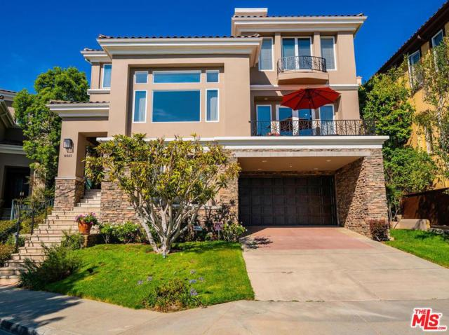 16665 Calle Brittany, Pacific Palisades, CA 90272 (#19453886) :: Golden Palm Properties