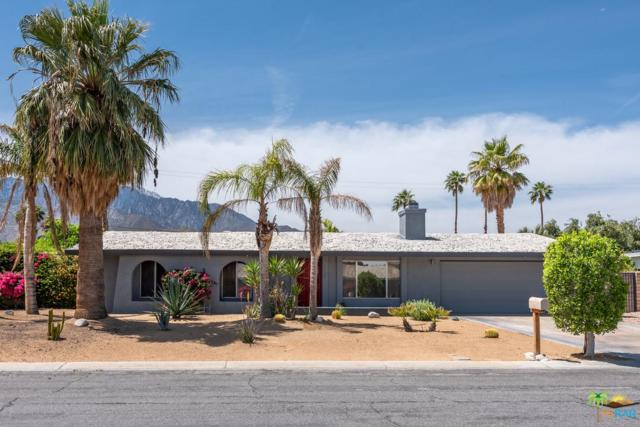 1955 N San Clemente Road, Palm Springs, CA 92262 (#19455136PS) :: The Fineman Suarez Team