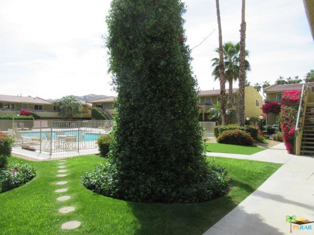 1900 S Palm Canyon Drive #19, Palm Springs, CA 92264 (#19453422PS) :: The Agency