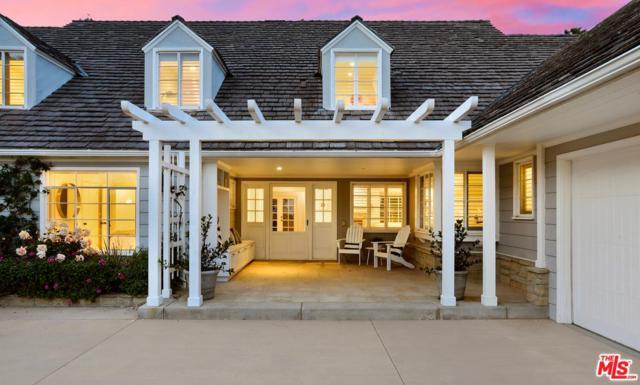 13565 D Este Drive, Pacific Palisades, CA 90272 (#19455446) :: Golden Palm Properties