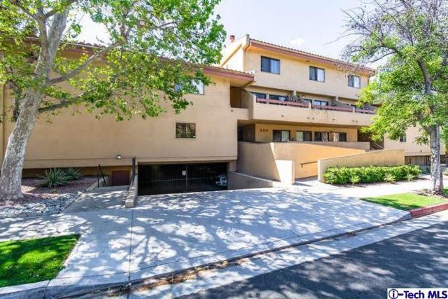 350 Burchett Street #114, Glendale, CA 91203 (#319001490) :: The Agency