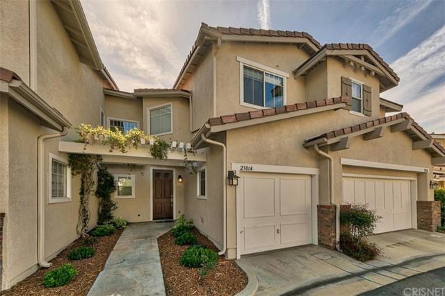 23014 Cheyenne Drive #151, Valencia, CA 91354 (#SR19086326) :: Paris and Connor MacIvor