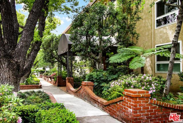 1203 N Sweetzer Avenue #211, West Hollywood, CA 90069 (#19454230) :: Golden Palm Properties