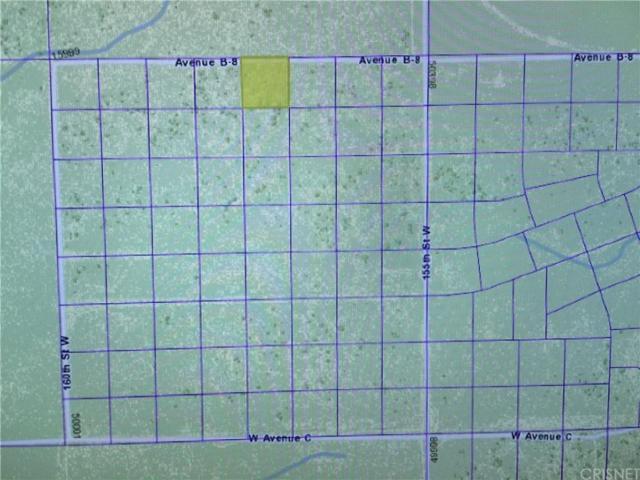 0 Vac/Cor Avenue B8/157 Stw, Fairmont, CA 93536 (#SR19086889) :: The Parsons Team