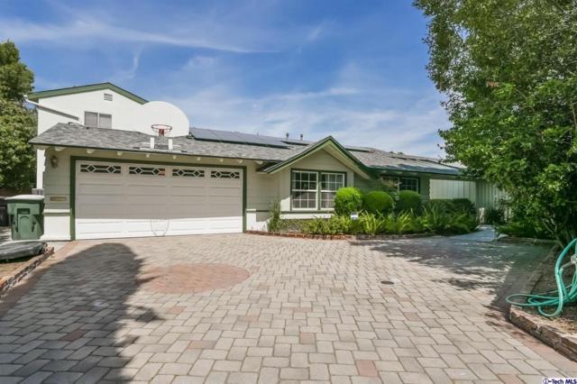 1462 Belleau Road, Glendale, CA 91206 (#319001426) :: Golden Palm Properties